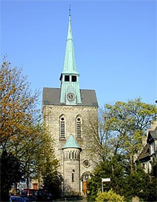 Kirche Große Freiheit